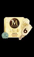 Magnum mini batonnet x6 360ml shopadvizor - Magnum chocolat blanc ...