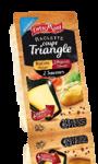 Raclette Coupe Triangle Nature et 3 poivres Entremont