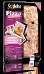 Pizza momento Jambon Mozarella Emmental Sodebo