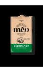 Café en grains Dégustation Méo