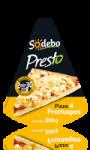 Pizza presto 4 fromages Sodebo