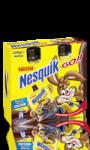 Gourdes de Crème dessert goût chocolat Nesquik