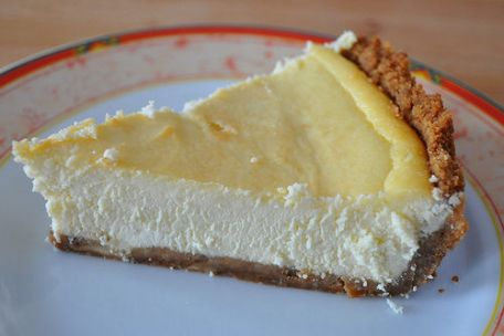 RECIPE MAIN IMAGE Cheesecake au Philadelphia