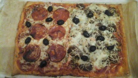 RECIPE MAIN IMAGE pizza chorizo
