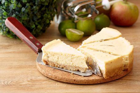 RECIPE MAIN IMAGE Cheese-cake à la pomme