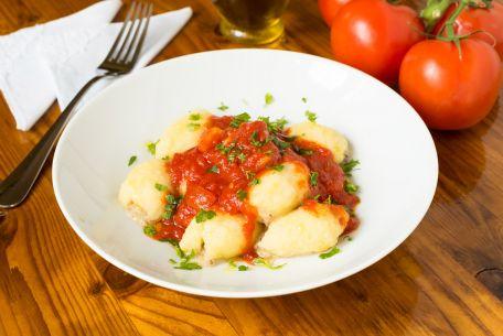 RECIPE MAIN IMAGE Gnocchis au fromage blanc
