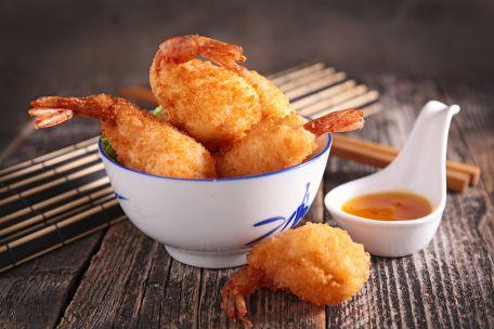 RECIPE MAIN IMAGE Beignets de crevettes