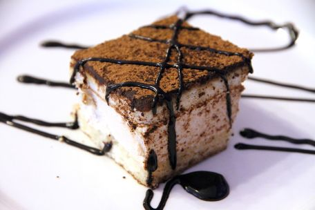 RECIPE MAIN IMAGE Gâteau aux Thé brun et au thé noir