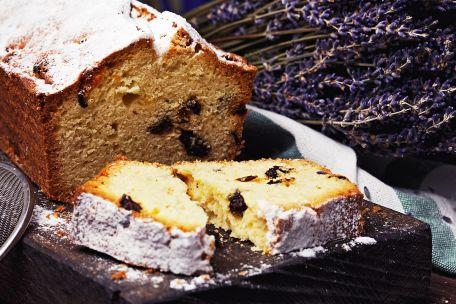 RECIPE MAIN IMAGE Le gâteau au safran