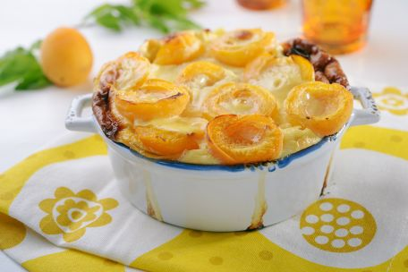 RECIPE MAIN IMAGE Clafoutis aux abricots