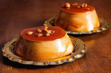 RECIPE MAIN IMAGE Crème caramel