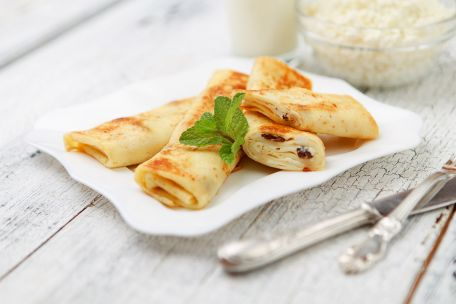 RECIPE MAIN IMAGE Cigares au fromage