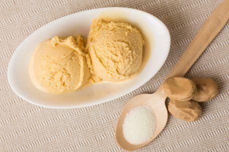 RECIPE MAIN IMAGE Glace caramel au beurre salé