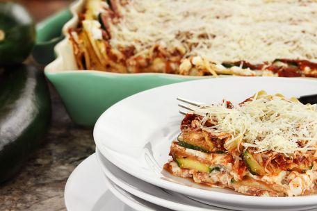 RECIPE MAIN IMAGE Lasagnes aux légumes