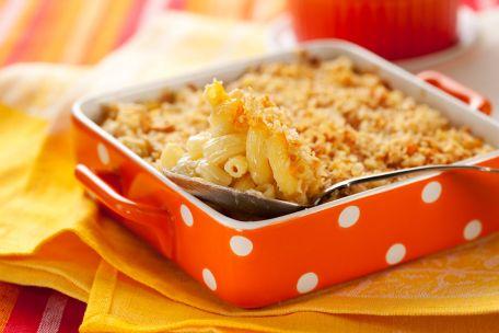 RECIPE MAIN IMAGE Gratin de macaronis