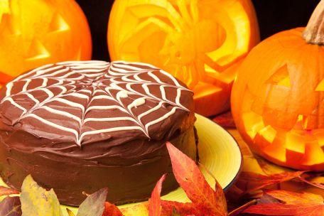RECIPE MAIN IMAGE Araignée en chocolat