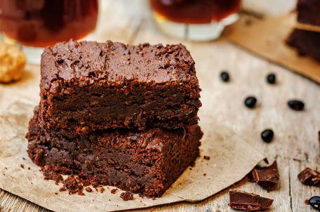 RECIPE MAIN IMAGE Le vrai brownie américain