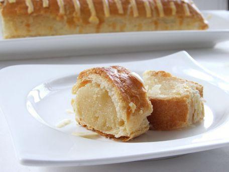 RECIPE MAIN IMAGE Cake à la frangipane