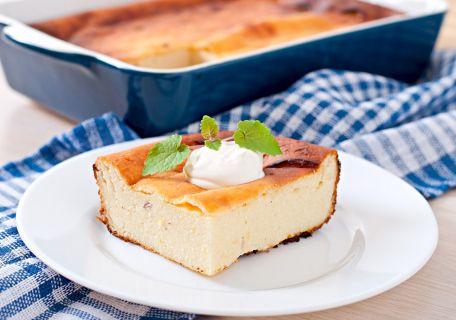 RECIPE MAIN IMAGE Tarte fine au fromage blanc