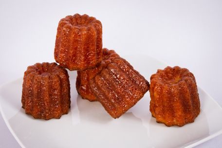 RECIPE MAIN IMAGE Cannelés