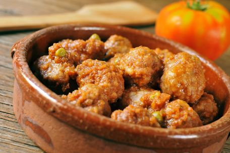 RECIPE MAIN IMAGE Albondigas