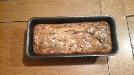 RECIPE MAIN IMAGE Cake aux poireaux et lardons