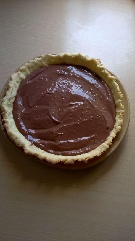 RECIPE MAIN IMAGE Tarte au chocolat entremet
