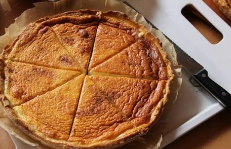 RECIPE MAIN IMAGE Tarte au fromage blanc et au Eclats d'Original Speculoos Lotus