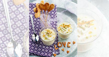 RECIPE MAIN IMAGE MouHalabieh, Caprice des Anges et douceur fleur d'oranger