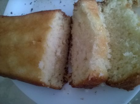 RECIPE MAIN IMAGE Gâteau moelleux au yaourt.