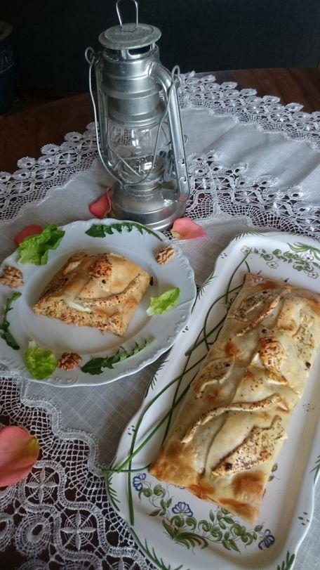 RECIPE MAIN IMAGE Terrine en croûte de saumon
