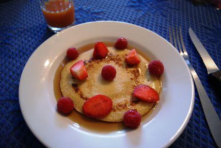 RECIPE MAIN IMAGE Pancakes du matin