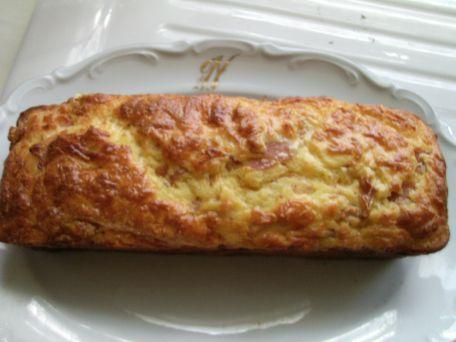 RECIPE MAIN IMAGE Cake au jambon