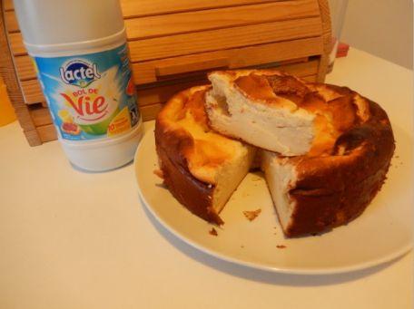 RECIPE MAIN IMAGE Gâteau au fromage blanc