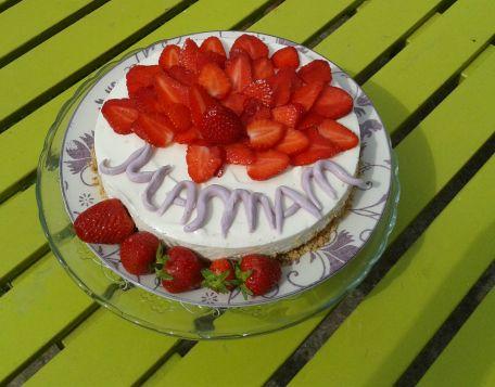 RECIPE MAIN IMAGE Le cheesecake préféré des Mamans