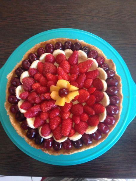 RECIPE MAIN IMAGE Tarte multifruits de saison