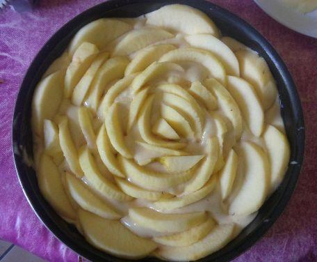 RECIPE MAIN IMAGE Tarte aux pommes