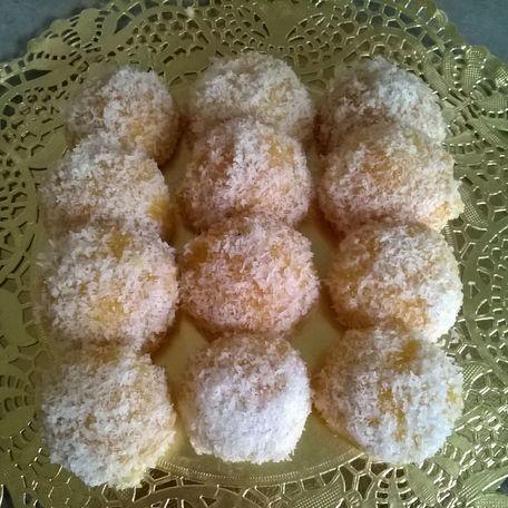RECIPE MAIN IMAGE Gâteau noix de coco