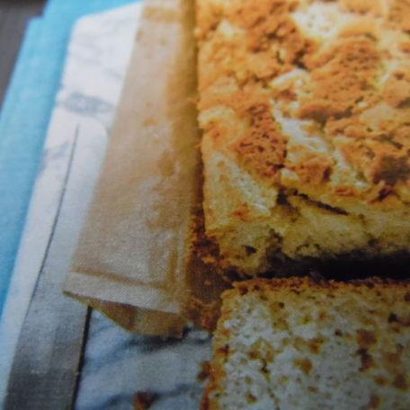 RECIPE MAIN IMAGE Cake croustillant au spéculos