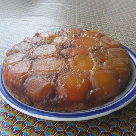 RECIPE MAIN IMAGE Gâteau aux abricots (de ma mamie)