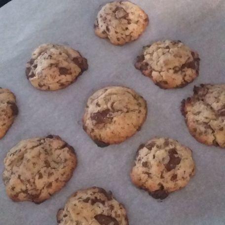 RECIPE MAIN IMAGE Cookies au chocolat