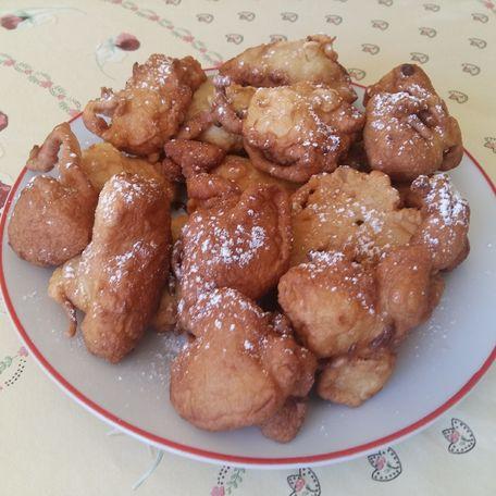 RECIPE MAIN IMAGE Beignets au sucre
