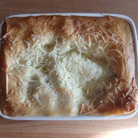 RECIPE MAIN IMAGE Lasagne de saumon et épinards