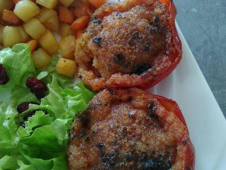 RECIPE MAIN IMAGE Tomates à la provençale de mémé Ilda