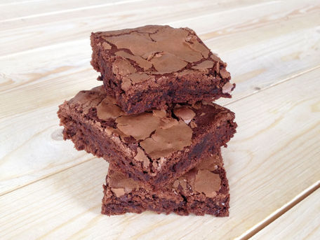 RECIPE MAIN IMAGE Gâteau façon brownie