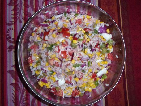 RECIPE MAIN IMAGE Salade mixte