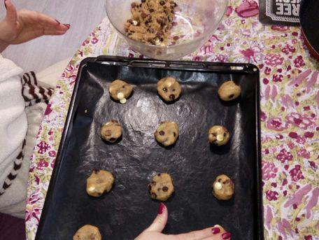 RECIPE MAIN IMAGE Mes cookies aux pépites de 3 chocolats