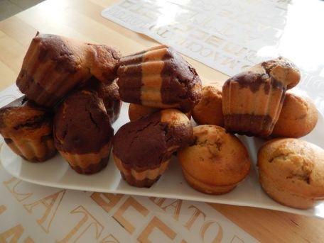 RECIPE MAIN IMAGE Muffins légèrement sauvages !