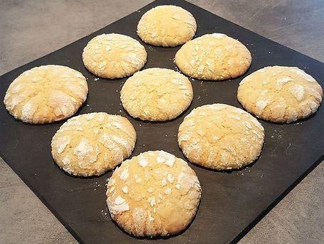 RECIPE MAIN IMAGE Biscuits moelleux au citron