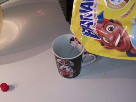 RECIPE MAIN IMAGE Choco-café à la cannelle et la crème fouettée